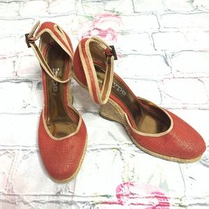 HYPE Wedge Shoes Size 5